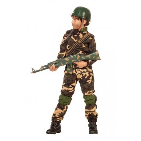 militaire enfant