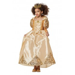 Reine d'or enfant