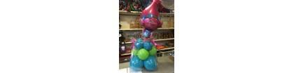 Ballon pour anniversaire