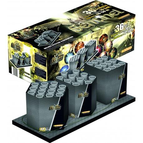 Sentinel batterie 70 segondes