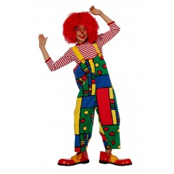 Clown enfant