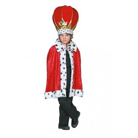 Cape roi enfant