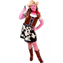 cow girl fille