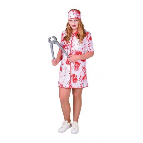Infirmière halloween