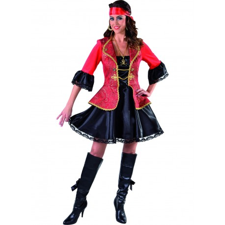 Pirate dame luxe