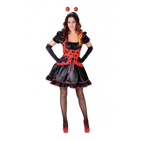 robe de coccinelle