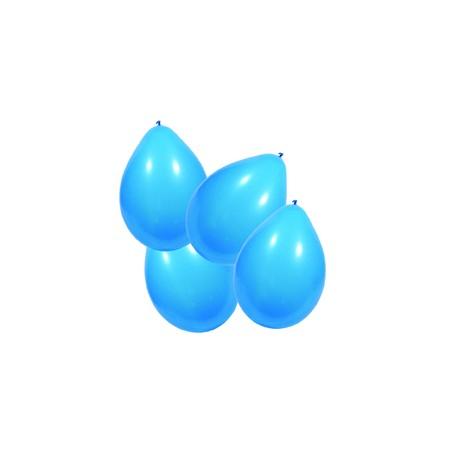 Ballon par 100 bleu