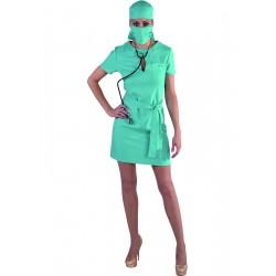 Costume chirurgien femme