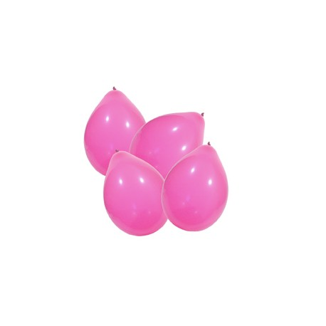 Ballon par 100 rose