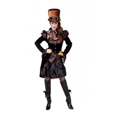 Burlesque dame