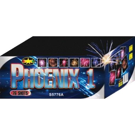phoenix 1 et 2  144 coups 120 sec