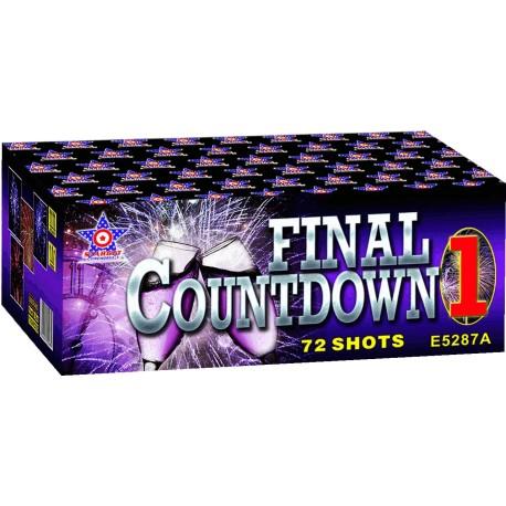 Final countdown 120 sec