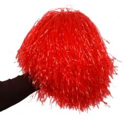 Pom- pom girl rouge
