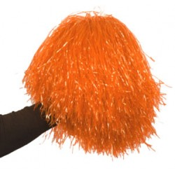 Pom- pom girl orange