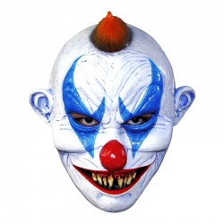 Clown diable latex