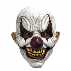 Clown tueur latex