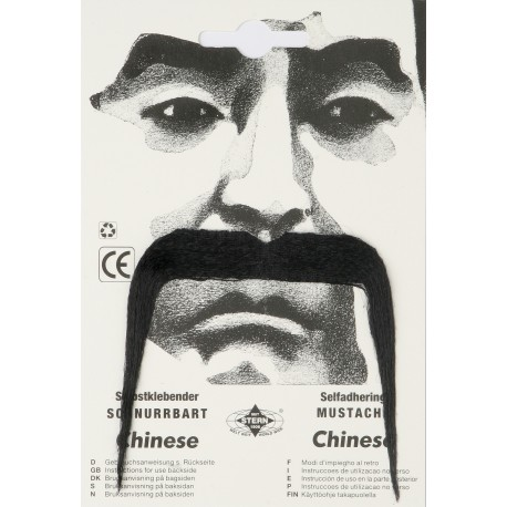 Moustache chinese