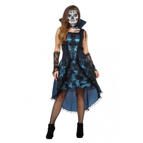 Sorcière squelette 4686