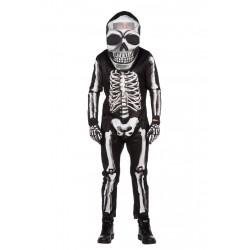 Squelette grosse tete
