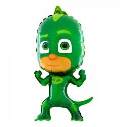 Ballon pyjamasque vert
