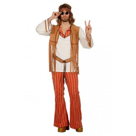 Hippie homme 330350