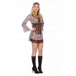 Hippie femme franche