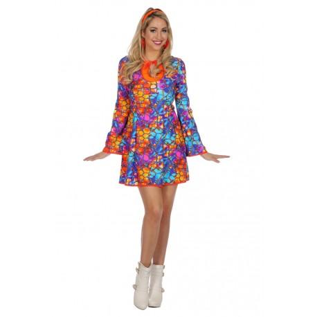 Hippie femme peace 4275