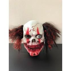 Masque clown latex