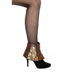 Sur-chaussures steampunk