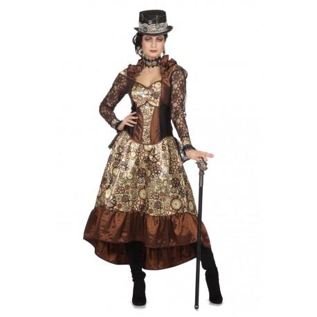 Steampunk horloge femme