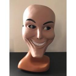 Masque plastique la purge
