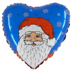 Ballon noel coeur