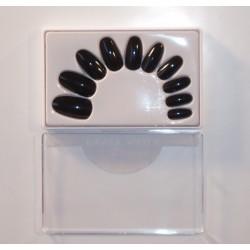 Faux ongles noir