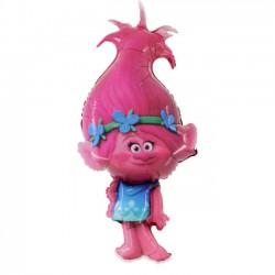 Ballon aluminium trolls