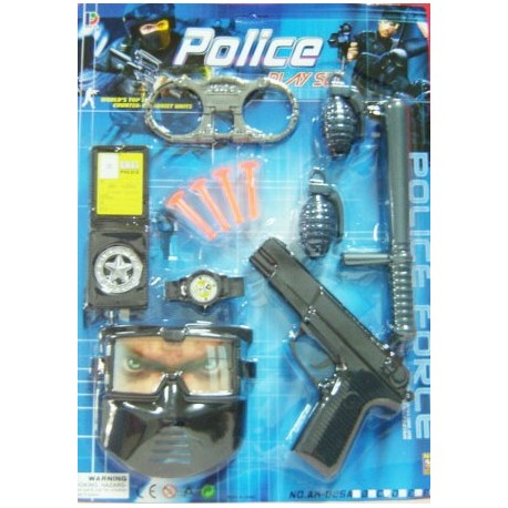 Kit police enfant