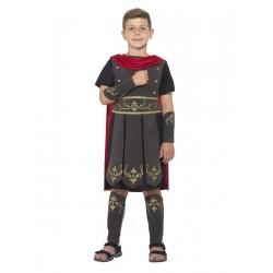 Soldat romain noir enfant