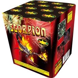 Scorpion feux d'artifices