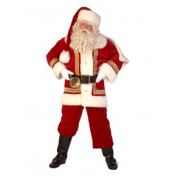 Père Noël luxe