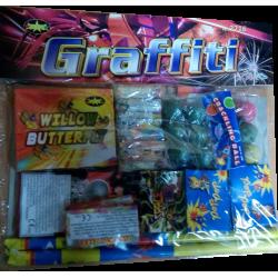 pétards graffiti