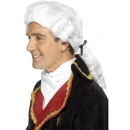 Perruque marquis juge