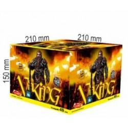 Batterie artifice viking