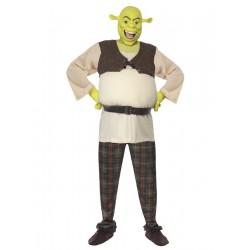 Shrek adulte homme