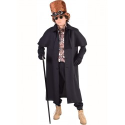 Veste steampunk enfant