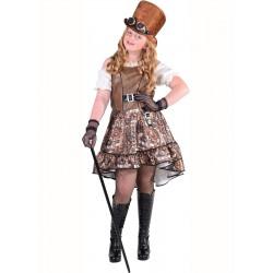 Robe steampunk fille