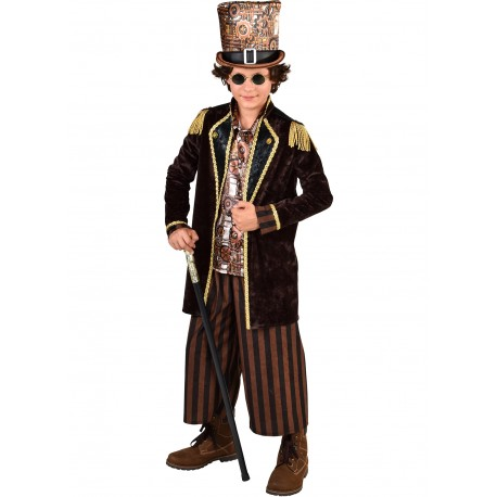 Déguisement steampunk pirate