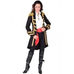 Pirate longue veste femme