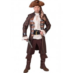 Veste pirate homme