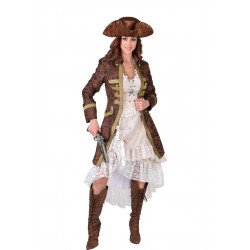 Pirate femme luxe