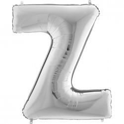 Lettre aluminium 102 cm Z