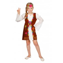 Robe hippie enfant